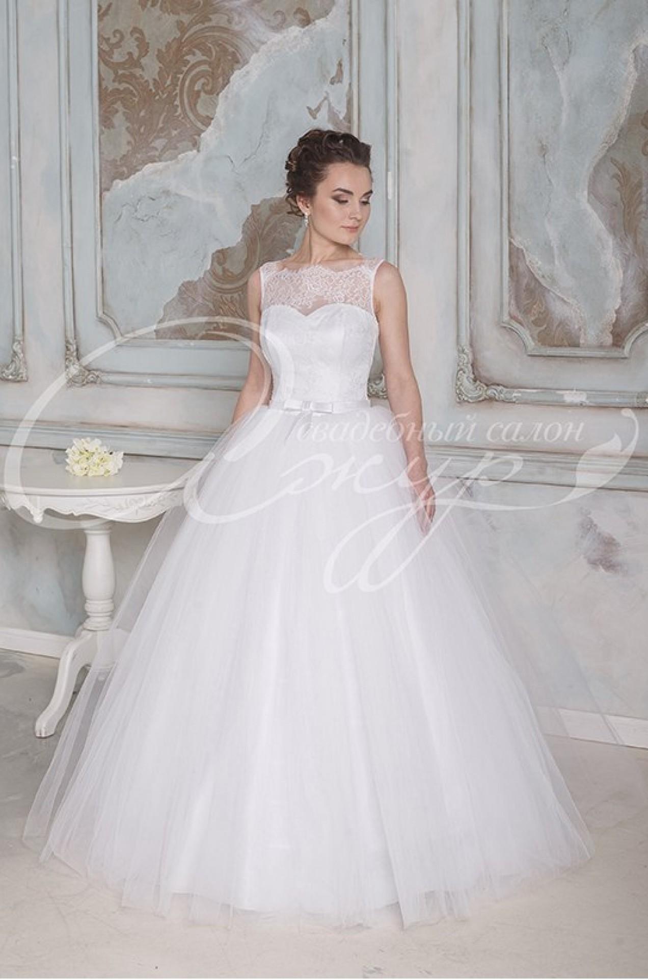 Свадебное платье СКАЗОЧНОЕ