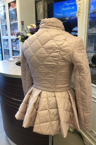 Свадебная курточка