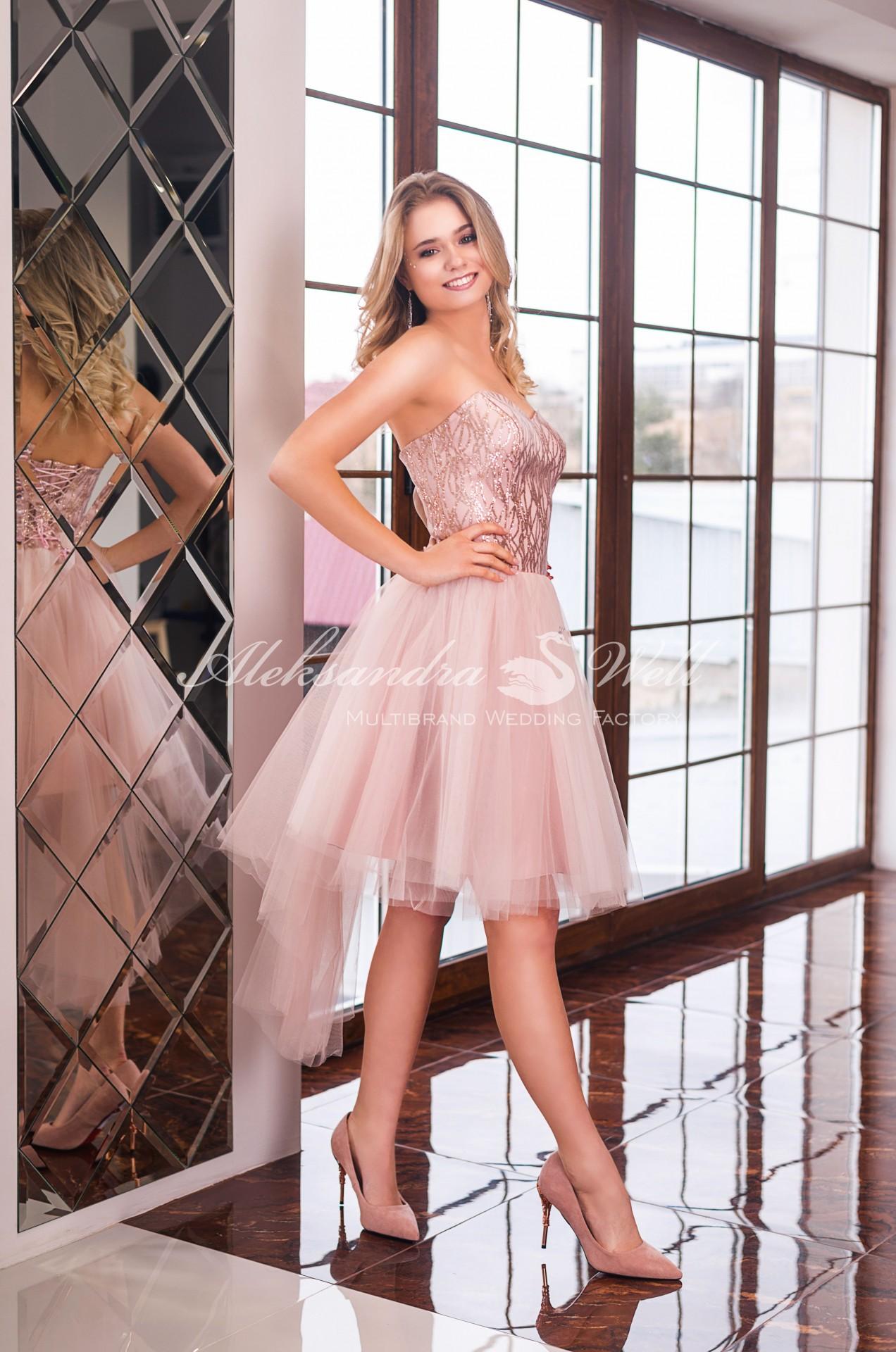 Свадебное платье ГОЛДИС