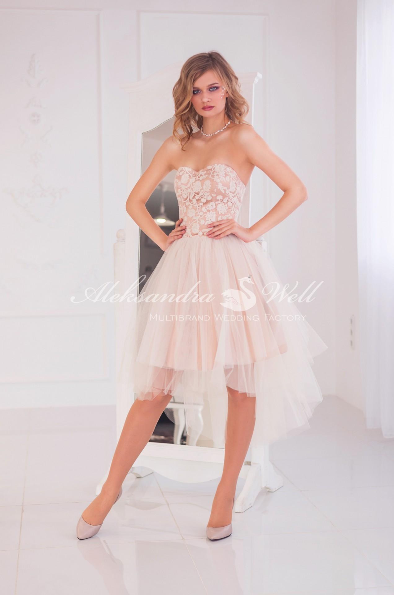 Свадебное платье ЛАТТЕ