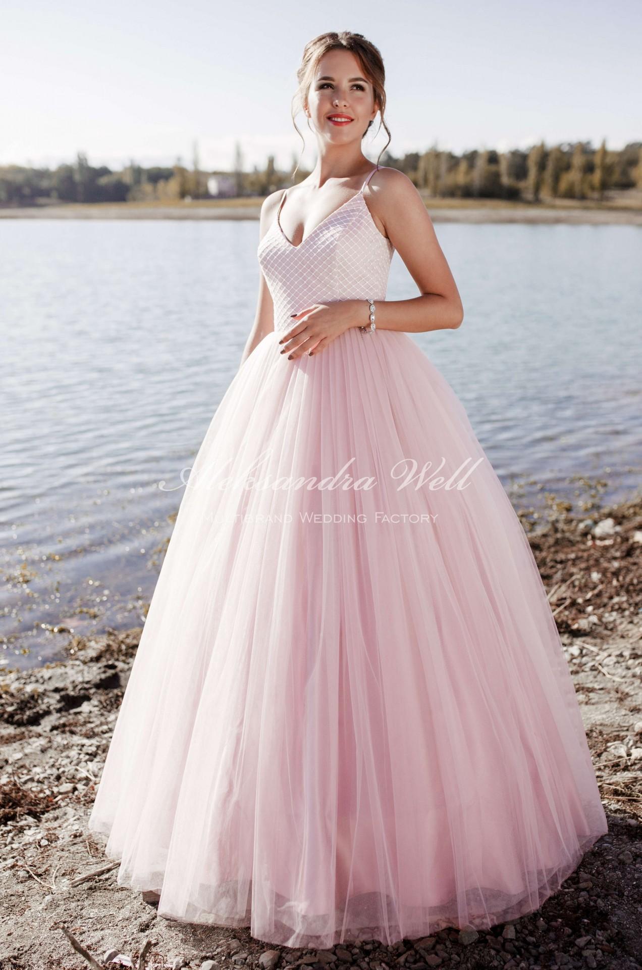 Свадебное платье СИМОНА