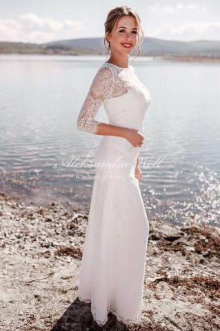 Свадебное платье ВОЛНА