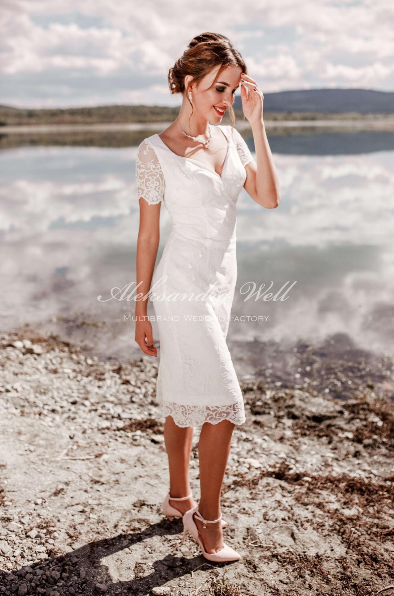 Свадебное платье СОЛАНЖ