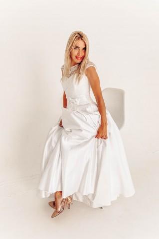 Свадебное платье БАНТИК