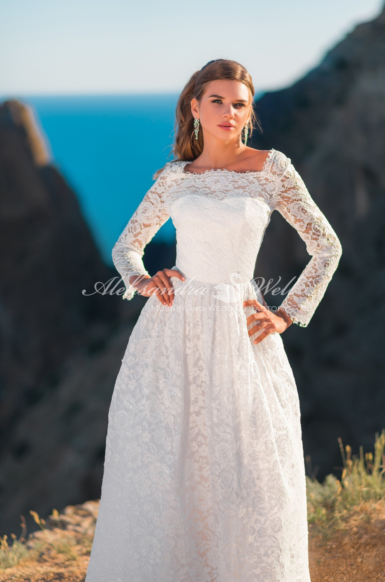 Свадебное платье WELL