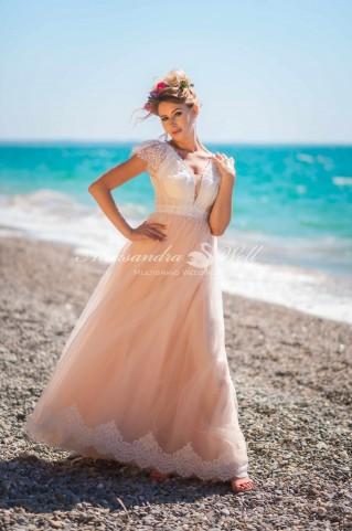 Свадебное платье МИШЕЛЬ