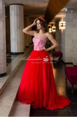 Свадебное платье ПИОН