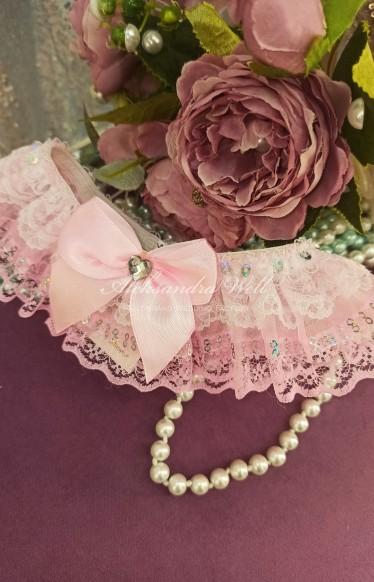Подвязка невесты