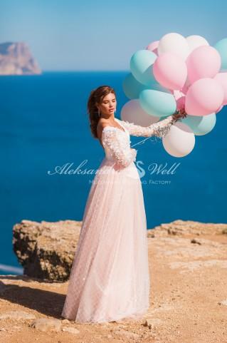 Свадебное платье МИРАЖ