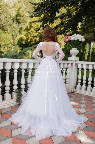 Свадебное платье МИРАБЭЛЛА