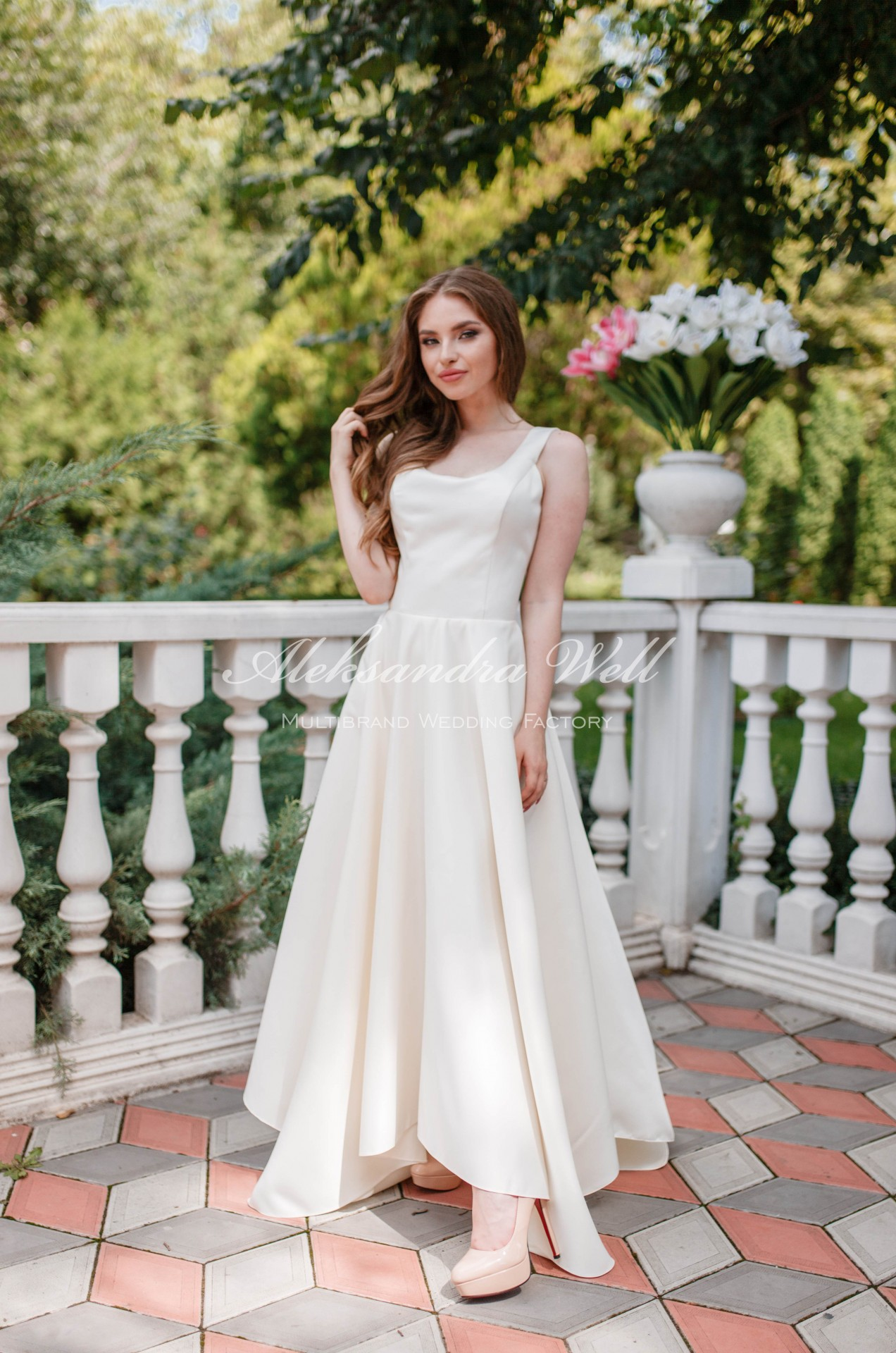 Свадебное платье АНАСТАСИЯ