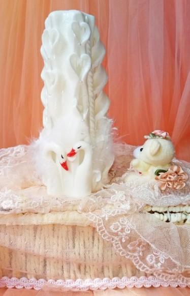 Свеча жениха и невесты