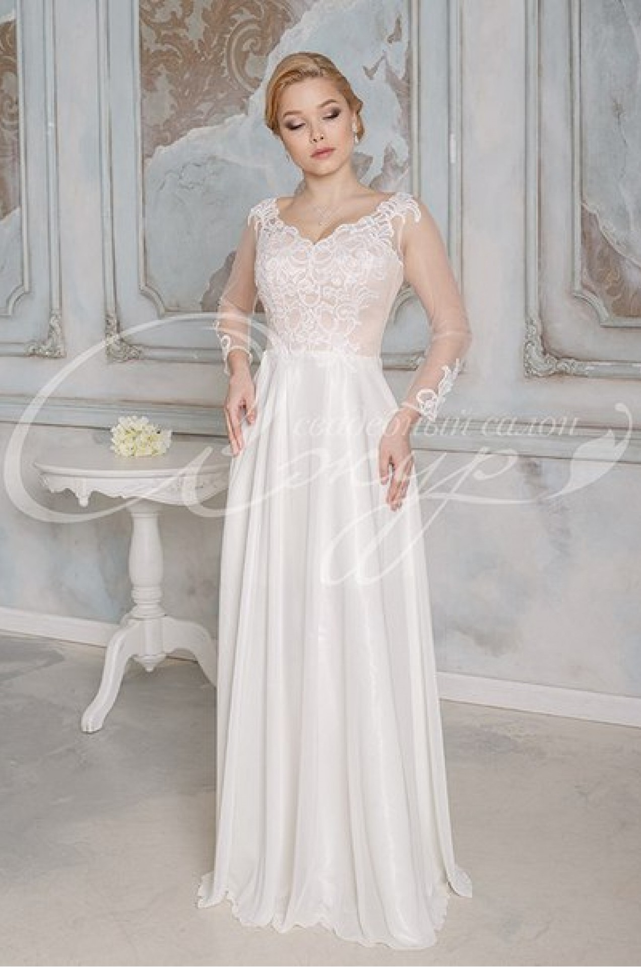Свадебное платье ПРЕКРАСНОЕ