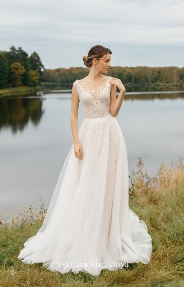 Свадебное платье ANDREA