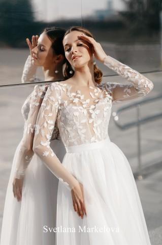 Свадебное платье  APRIL Midi
