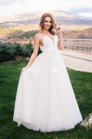 Свадебное платье БАРБАРА