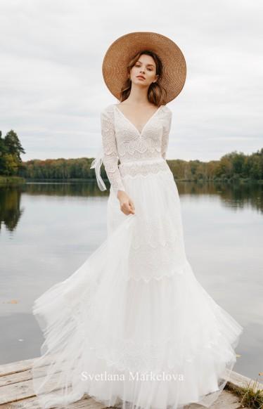 Свадебное платье CHANTALE