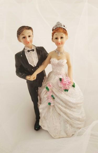 Фигурка для свадебного торта Большие