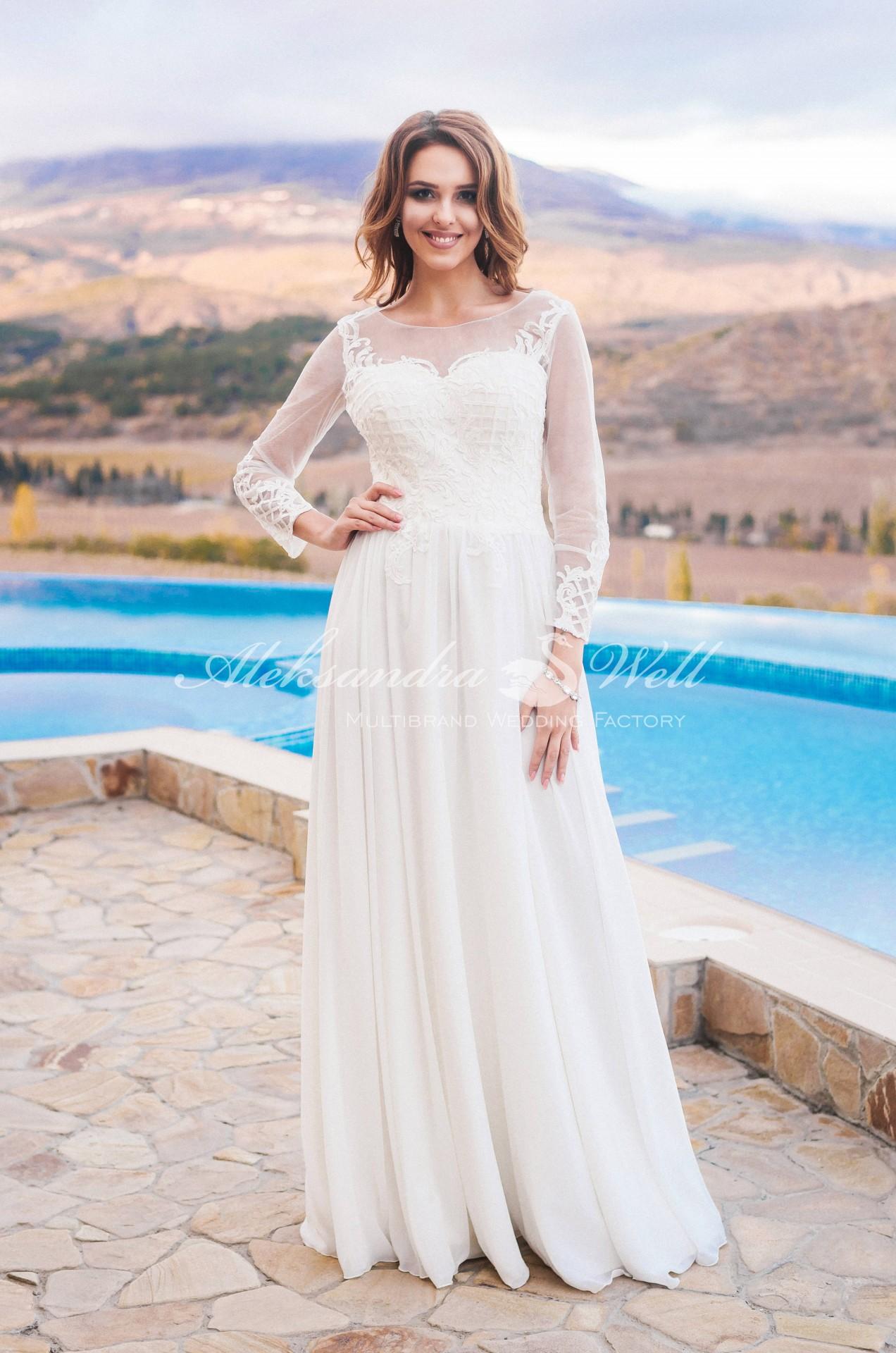 Свадебное платье ИВАННА
