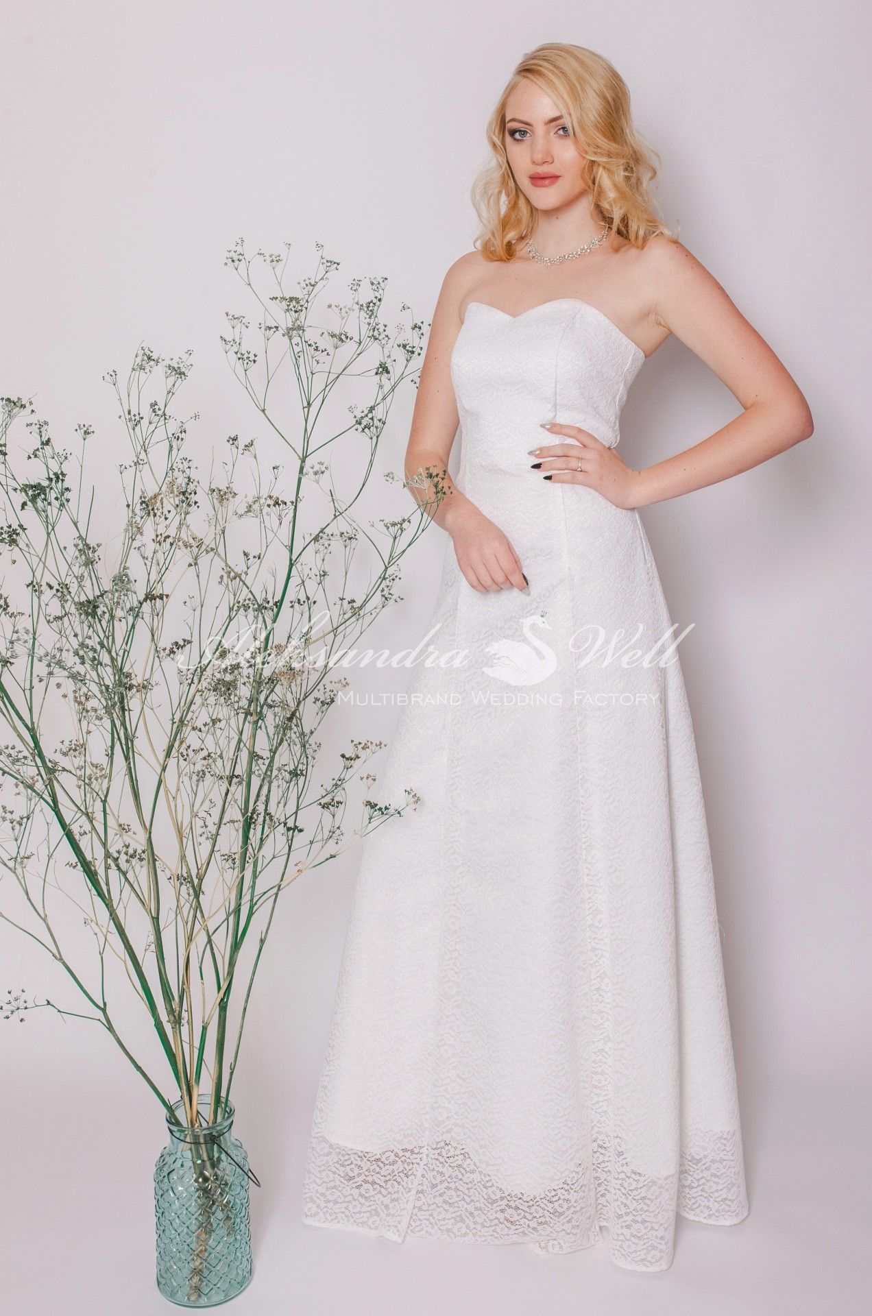 Свадебное платье ИЗАБЕЛЬ