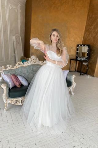 Свадебное платье НЕЖНОСТЬ