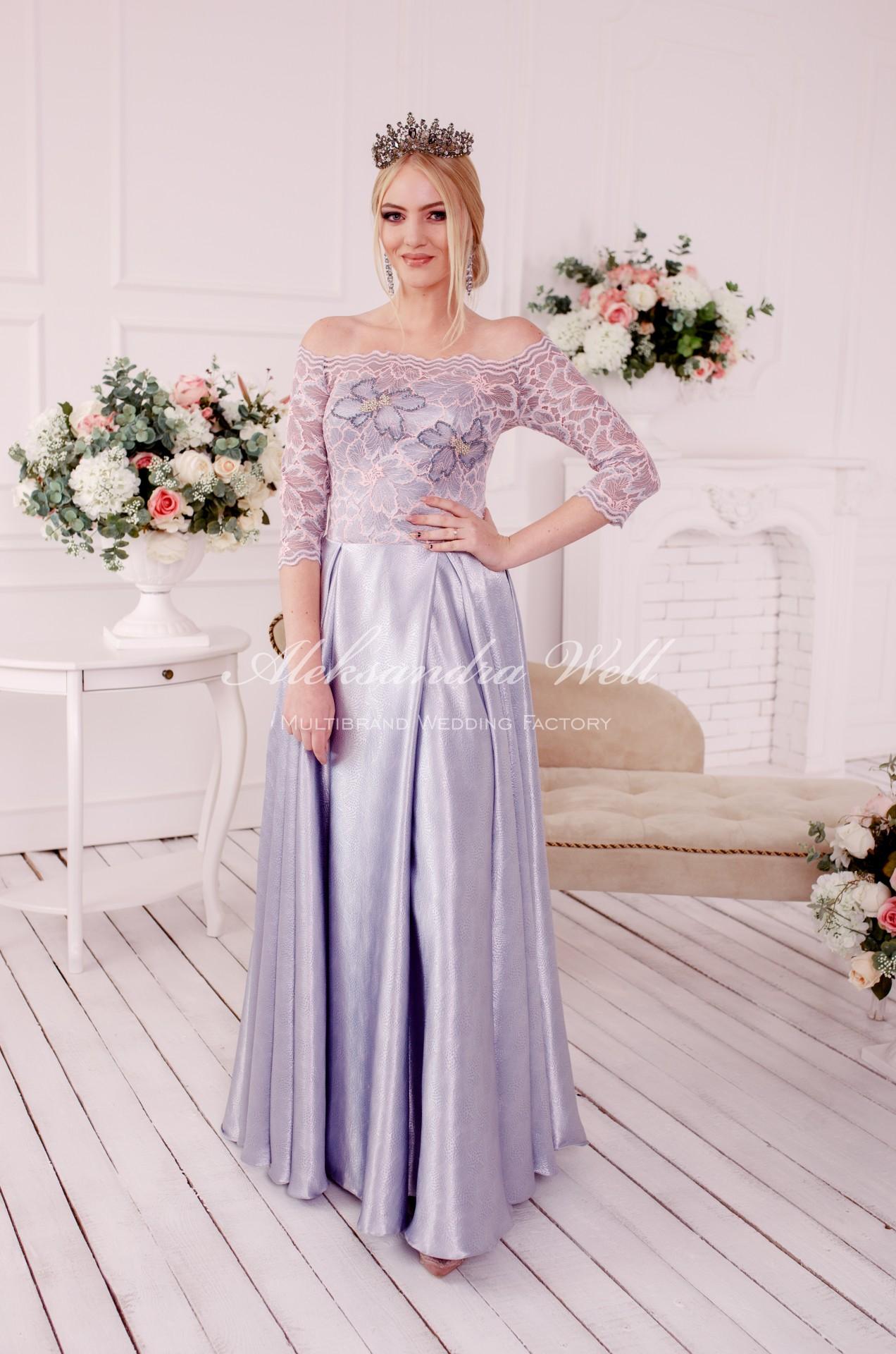 Cвадебное платье ADAMANT