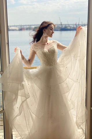 Свадебное платье ОКСАНА