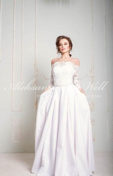 Свадебное платье РЕТИЧЕЛЛА