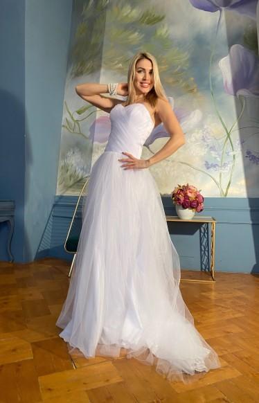Свадебное платье АЛСУ