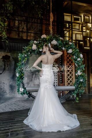 Свадебное платье  ТОМИЛА