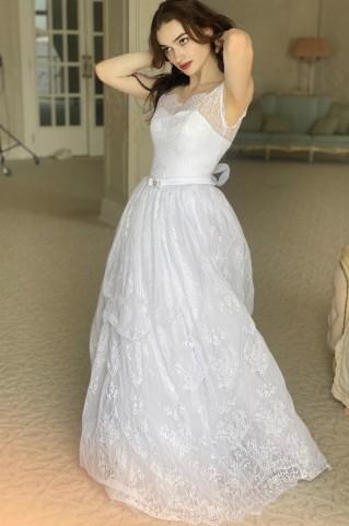 Свадебное платье ВАРЯ