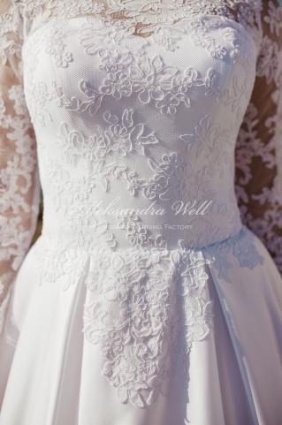 Свадебное платье ВЕРНОСТЬ